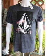 Volcom Mens Graphic Tee Cotton Blend T-Shirt Size L NWT - $24.99