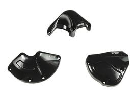 Bonamici Black CNC Aluminium 2015+ Yamaha R1 R1M Engine Case Savers Cover - $499.99
