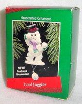 Cool Juggler 1988 Hallmark Ornament - $8.90