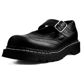 T.U.K. Shoes T2269 Womens Mary Janes, Black TUKskin Brogue Mary Jane - U... - $76.90
