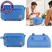 Toiletry Bag For Men |Dopp Kit | Travel Shaving Organizer Bag| Tsa Appro... - £13.46 GBP