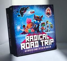 Dr. Biscuits' Radical Road Trip - Kids Travel Game - 60 Fun Games to Play in You image 6
