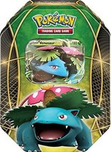 Pokemon Fall 2014 Tin Set Venusaur-EX - $17.46