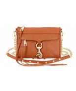 Rebecca Minkoff Mini MAC Ladies Small Leather Crossbody Handbag HS16IFCX... - $112.19