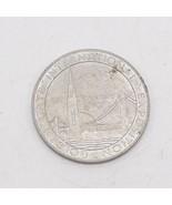 Vtg 1939 Dorado Puerta Internacional Exposición Token Moneda Unión Pacific - $25.23
