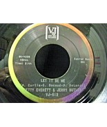 Betty Everett & Jerry Butler-Let It Be Me / Ain't That Loving You -45rpm... - $12.38
