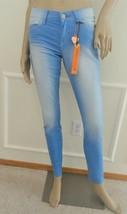 Nwt Dittos Dawn Mid Rise Ankle Skinny Denim Jeans Sz 25 0 Atlantic Blue $89 - $39.55