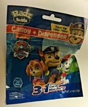 PAW Patrol 3 In 1 - one Bag Radz Twistz  - Candy + Dispenser + Mini Poster  - $5.99