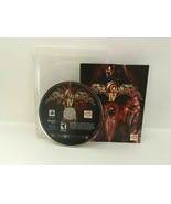 Soul Calibur lV (PlayStation 3, 2008) Game disc and Instructions manual. - $5.85