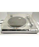 Hitachi Model HT-50S Direct Drive Turntable Tested  - $199.99