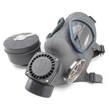 Gas Mask NATO M9 Style M61 Finnish Military Respirator Filter Survival G... - $49.47