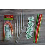 Deluxe Expanding Insulation Sealant Straw Bundle - Great Stuff Foam Nozz... - $8.73