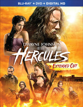 Hercules (2014) (2-Disc Combo/Br/DVD/Digital Hd)
