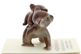 Hagen-Renaker Miniature Ceramic Figurine Koala with Baby on Back image 2