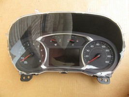 OEM 2018 Chevrolet Traverse Speedometer Instrument Cluster 160MPH 84486598 - $124.99
