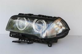 07-10 BMW E83 X3 LCI HID Xenon AFS DYNAMIC Headlight Driver Left LH - POLISHED image 1