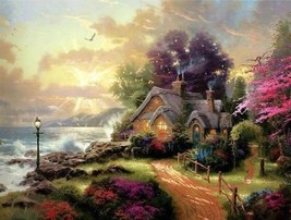 """Fantastic House 16X20"""" Paint By Number Kit DIY Oil Painting on Canvas Unframed - $8.90"""