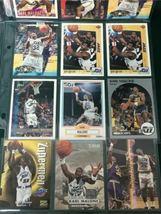 Vintage Lot 108 Karl Malone NBA Basketball Trading Card image 7