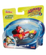 Fisher-Price Disney Mickey and the Roadster Racers - Mickey's Hot Rod Ve... - $6.99