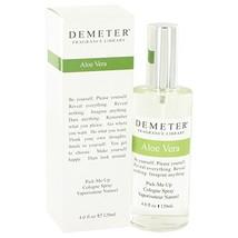 Demeter by Demeter Aloe Vera Cologne Spray 4 oz -100% Authentic - $28.42
