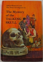 Three Investigators Mystery of the Talking Skull 1st Print #11 Alfred Hi... - $15.00