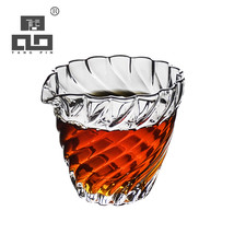 TANGPIN heat-resistant glass tea infusers chahai glass tea pitcher 150ml - £54.66 GBP