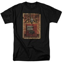 """The Twilight Zone t-shirt Episode No 42 """"Nick of Time"""" graphic tee CBS1243 image 1"""