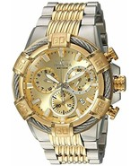 Invicta Men's Bolt Quartz Watch with Two-Tone-Stainless-Steel Strap, 16 ... - $397.88