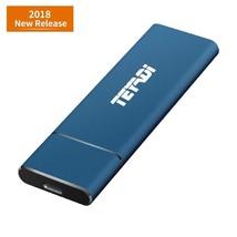 Portable SSD Drive 256GB, External Solid State Drive, USB 3.1 Gen 2, M.2... - $126.30