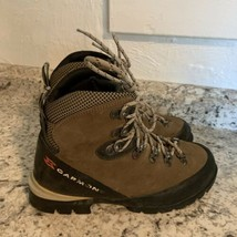 GARMONT Size 6.5 Women's Dual Frame Lace Up Hiking Trail Boots Made In I... - $123.75