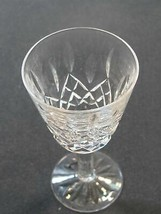 Signed Waterford lismore CORDIAL crystal Ireland - $14.90