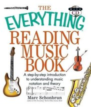The Everything Reading Music: A Step-By-Step Introduction To Understanding Music image 1
