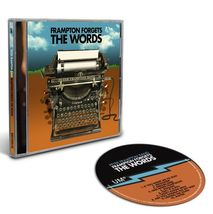 PETER FRAMPTON - FORGETS THE WORDS - Gently Used CD - 10 Songs - FREE SHIP - $9.99