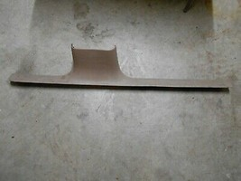 98-01 Ford Explorer 4 Door 4DR LH Lower Medium Prairie Tan Interior Sill Trim - $39.99