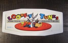 looney tunes armitron watch plastic case CASE ONLY NO WATCH 1994 warner bros - $12.99