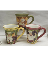 THREE (3) CIB Certified International China - CHEF's COLLECTION - COFFEE... - $49.95