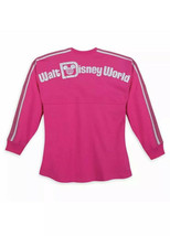 Walt Disney World Imagination Pink Spirit Jersey Adult NEW - $53.15