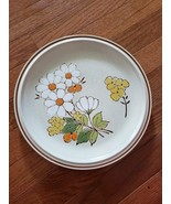 """Floral Expressions Stoneware - Summertime - 1 x Dinner Plate 10.6"""" - $10.99"""