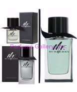 Mr Burberry by Burberry EDT Spray 1.6 oz 3.3 oz 5 oz For Men * SEALED IN... - $65.99+