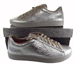 337346faee336d Converse First String Cons Pro Leather Ox Hammered PEWTER Leather RARE  150837C - £44.39 GBP