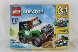 Lego Creator 3-in-1 Adventure Vehicles # 31037 Retired- 282 pieces Seale... - $19.79
