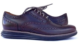 New Cole Haan Men Lunargrand Long Wing Tip Derby Oxford Shoes Variety Co... - $105.59