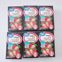 Great Value Energy Wild Strawberry Drink Mix Sugar Free 10ct (6 packs) - $29.39