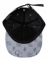 Crooks & Castles Men's Cement Monogram C Woven Strapback Baseball Hat Cap NWT image 7