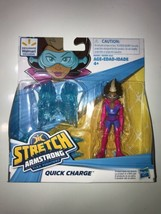 Stretch Armstrong and The Flex Fighters QUICK CHARGE Action Figure NEW b... - $12.19