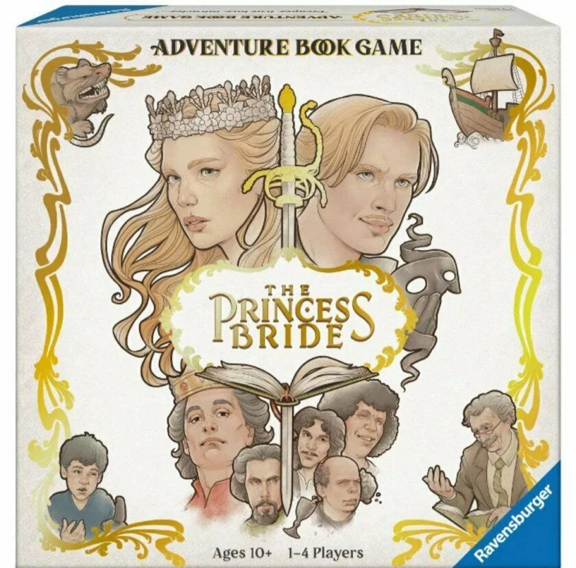 Primary image for NEW SEALED 2020 Ravensburger Princess Bride Board Game