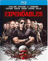 The Expendables (Blu-ray/DVD, 2010)