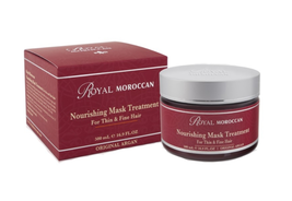 Royal Moroccan Nourishing Mask Treatment for Thin & Fine Hair