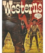 WILDEST WESTERNS 3, October 1960 - JACK DAVIS COVER & INTERIORS -- SHANE... - $35.99