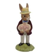 Royal Doulton Mr Bunnykins At Easter Parade DB51 Signed Dawn Lammas 1986... - $1,222.65